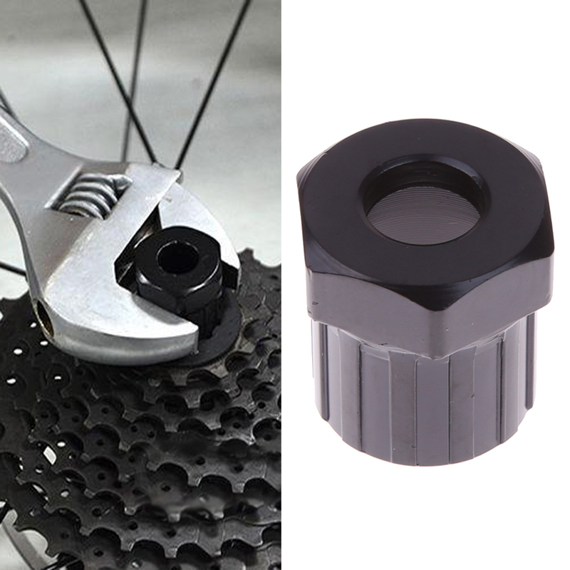 1 gab. Mini velosipēdu remonta brīvrata rīki Kasešu ķēdes noņemšanas mehānisms MTB velosipēdu apkopes rīka detaļas