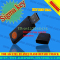 2016 versión sigma key sigmakey dongle para alcatel unlock huawei reparación de flash