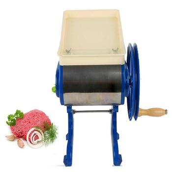 New Design manual Meat Slicer Grinder Meat Cutting Machine Beef Grinding Chopper Machine Meatloaf Mincer Miller