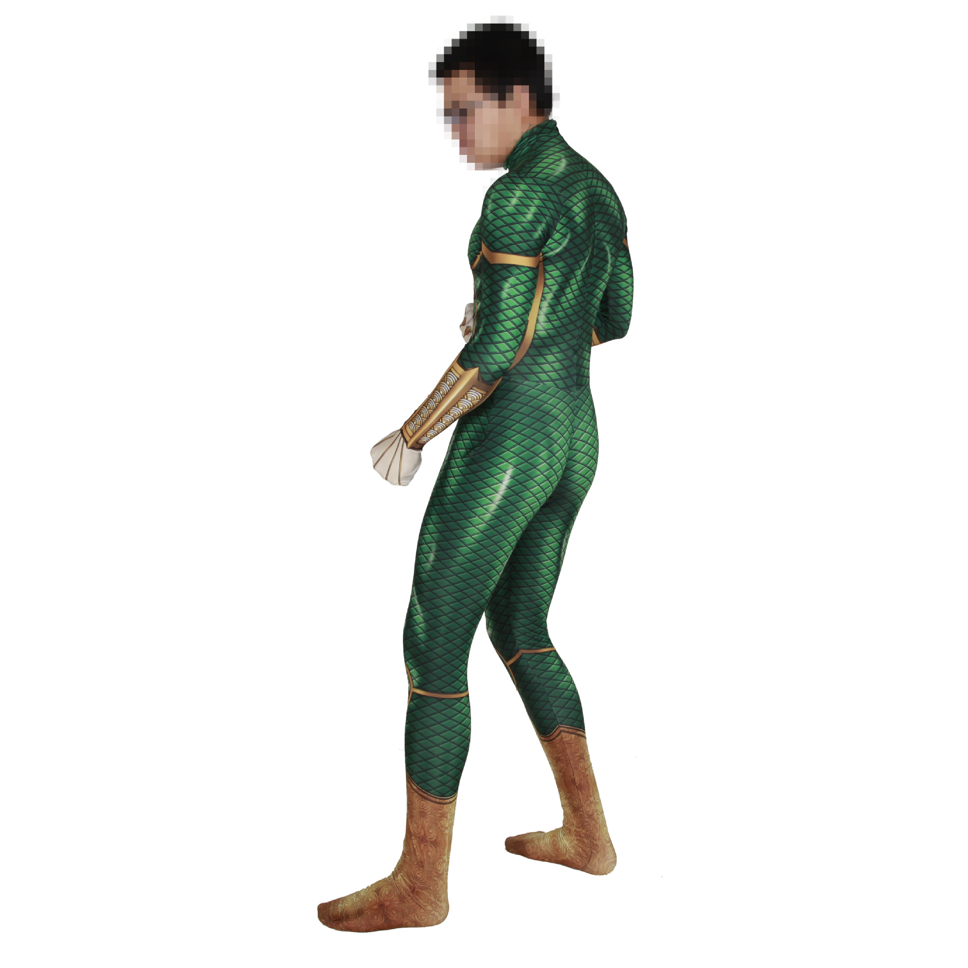 Kids Adult Spider Man Far From Home Mysterio Spiderman Cosplay Costume Zentai Bodysuit Suit Jumpsuit Halloween