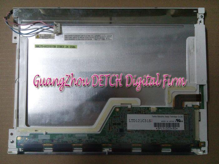 ФОТО LTD121C30U-A LTD121C31S  LTD121C31T LCD screen