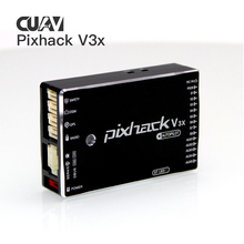 Cuav pixhack V3X 飛行コントローラ pix オープンソース fpv ドローン quadcopter ヘリコプター rc 部品全体の販売送料無料