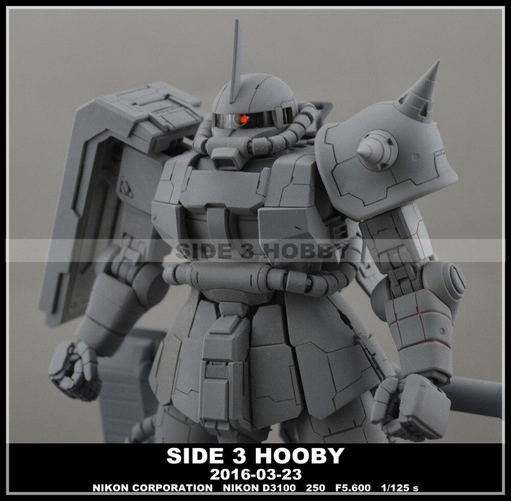 SIDE3 GK 리폼 MG 1/100 Zaku II 건담 모바일 슈트 키즈 완구-에서액션 & 장난감 숫자부터 완구 & 취미 의  그룹 1
