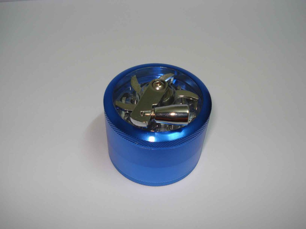 Wholesale - DHL or FEDEX Free shipping Broken smoke detectors Electric tobacco grinder tobacco grinder Cigarette holder