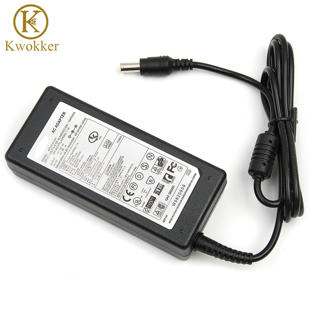 "14 V 4A LCD Monitor AC Adapter voor Samsung SyncMaster 770TFT 17 ""SMT-170QN 570S TFT 180 T 18"" Lader voor Laptop PC Computer"