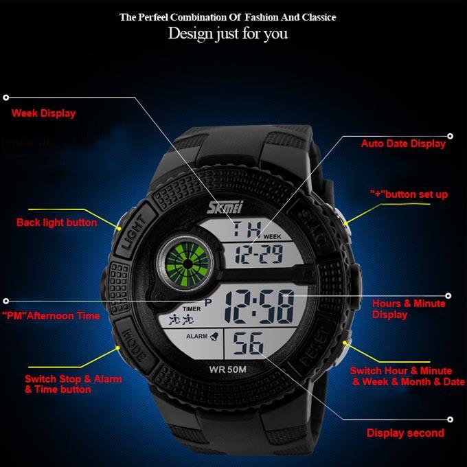 HTB1SqG9HXXXXXbuapXXq6xXFXXXY - SKMEI Digital LED Sport Watch for Men