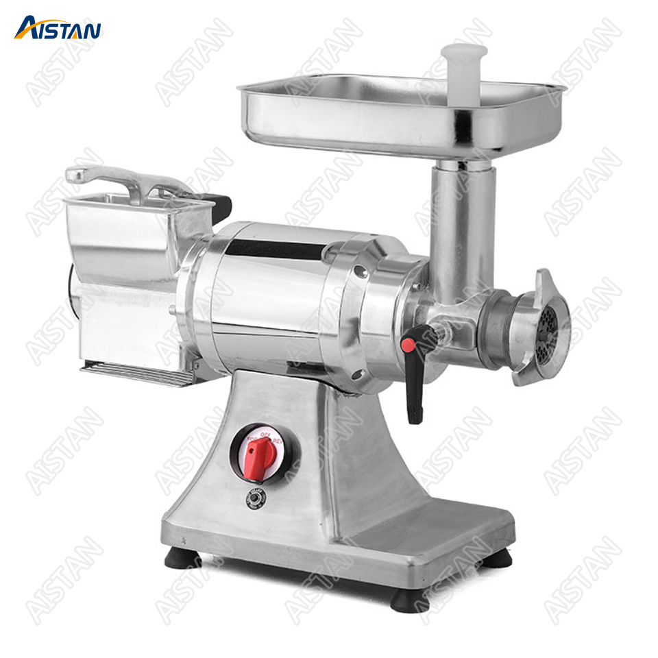 CG55GH/CG22DM Electric Meat Grinder/ Rotary Cheese Grater Machine Stainless Steel Meat Mincer Sausage Stuffer Filler Commercial stainless steel electric meat grinder ry 22 commercial copper motor mincer high power meat filling machine sausage machine
