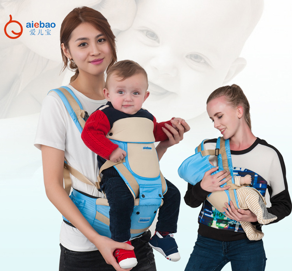 20kg Load Bearing Gabesy Newborn 3 In 1 Ergonomic Baby Carrier Infant Sling Kid Backpack Hip Seat For 0-3 Years Old Children Backpacks & Carriers