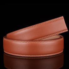 Men's Automatic Buckle Leather Belts