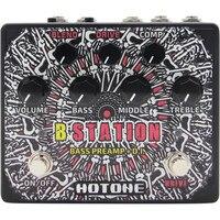Hotone Performer серии B станция бас предусилитель для гитары с приводом и компрессионная педаль, DI Box