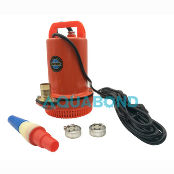 DC 12V Farm & Ranch Solar Powered Deep Well Submersible Water Pump 26FT Max Lift,120W