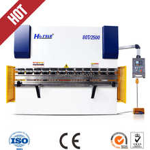 6mm Steel Sheet Bending Machine, Aluminium Sheet Bending Machine, NC Hydraulic Press Brake