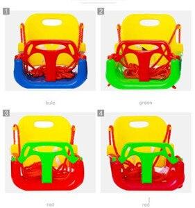 Image 3 - 3 In 1 Multifunctional Baby Swing Hanging Basket Outdoor Kids Toy Baby Swing Toy Patio Swings