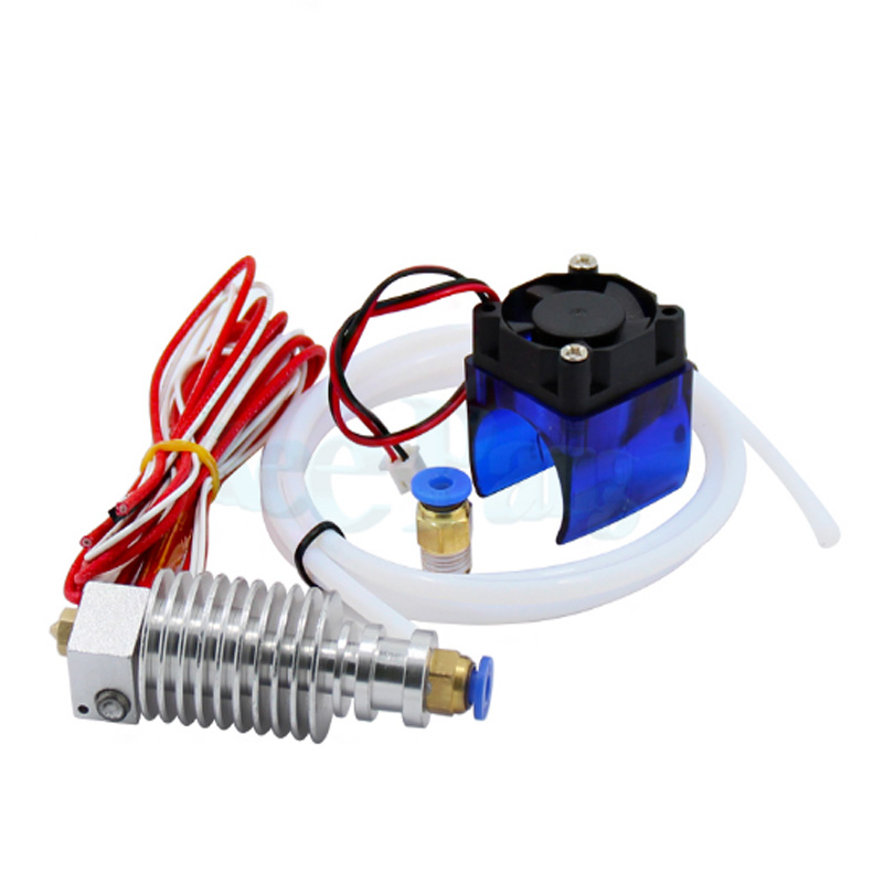 Kee Pang E3D V5 extruder for 3d printer parts v5 hotends hot end kit cooling fan imprimante 3d accessoire  Factory Wholesale