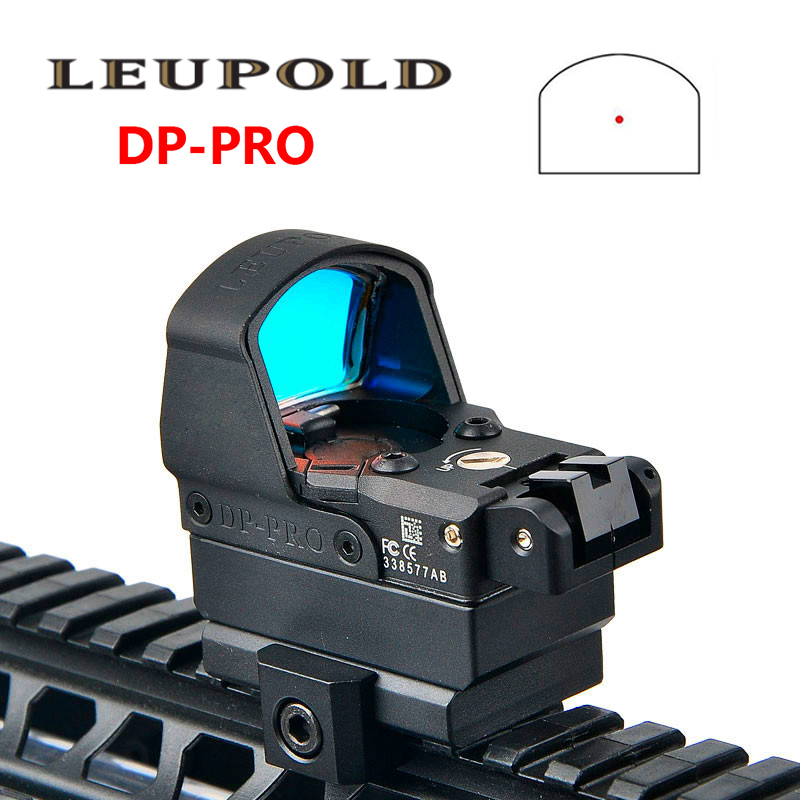 DP Pro Holographic Red Dot Sight With the 1911 1913 And Glock Mount Tactical Hunting Rifles
