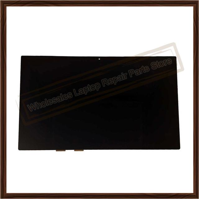 Substituição laptop original para dell inspiron 13 7352 7353 p57g001 ips 1080 p fhd tela lcd montagem digitador 1920*1080
