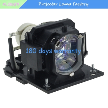 цена на Compatible DT01411 Projector lamp for HITACHI CP-A352WN AW3003 AW3005 AW3019WNM AW312WN AX3503 BW301WN