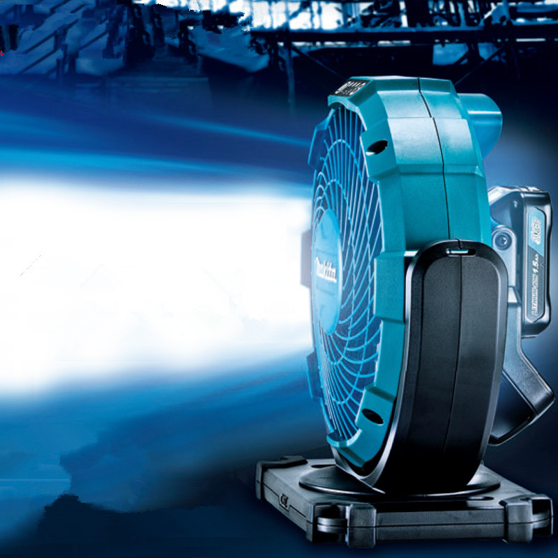 Small electric Fan large Wind rechargeab
