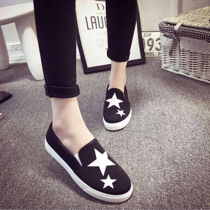 6e5d83c36e casual shoes women  shoes platform Slip On canvas shoes fashion trendy  white shoes size 35 40 free shipping breathable mixed-in Men s Casual Shoes  from ...
