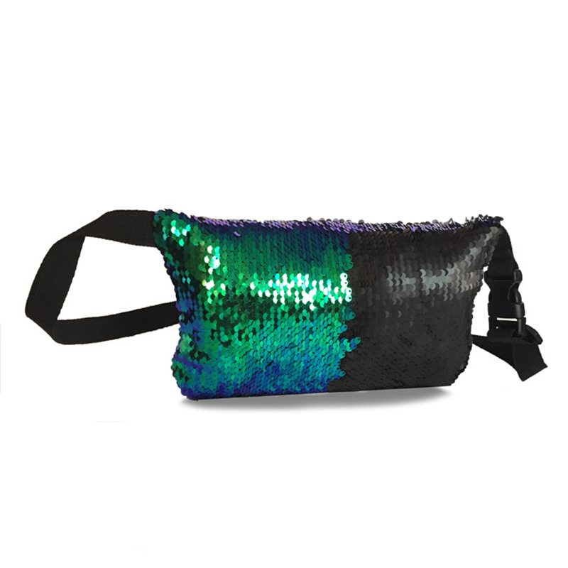 26467b12a7 TANGIMP Mermaid Sequins Cross body Shoulder Bags Reversible Double color Messenger  Bag Girl Sexy Chest Party Bags Travel Tote-in Top-Handle Bags from ...