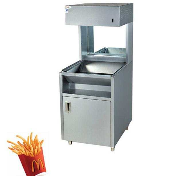 Vf 9 Kfc Vertical Type Frech Fries Chip Warmer Chips Worker Holding Cabinet Fast Food Equipment