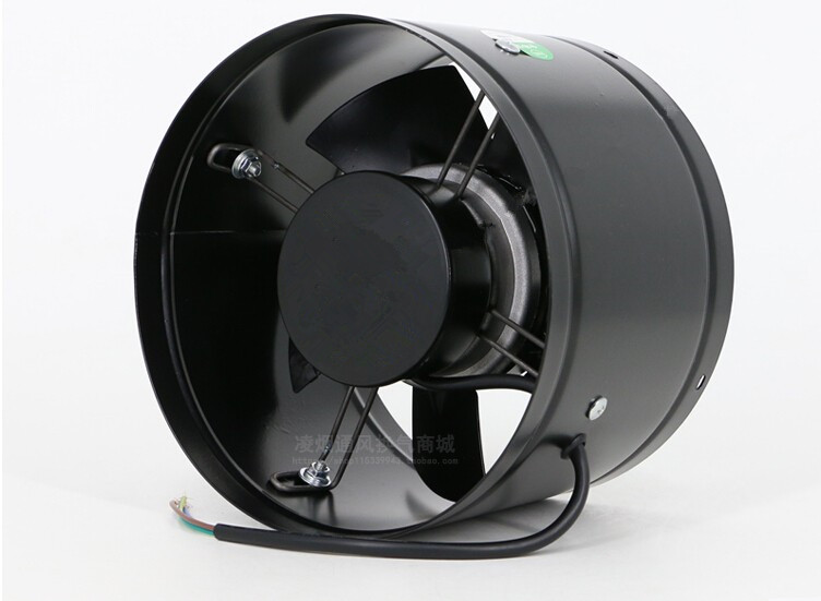 high quality 6 inch 15CM exhaustfan Duct blower powerful mute axial flow fan ventilator kitchen Powerful exhaust fan good working new dhl ems for duct blower powerful mute axial flow fan ventilator kitchen toilet wall 8 inch 200 mm exhaust fan