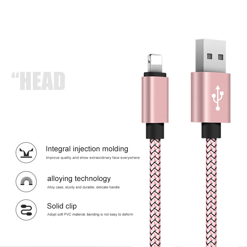 20CM 1M 2M 3M Data USB Fast Charger Cable For iPhone Xs Max XR X 6 s 6s 7 8 Plus 5s SE iPad Charging Origin Short Long Wire Cord in Mobile Phone Cables from Cellphones Telecommunications