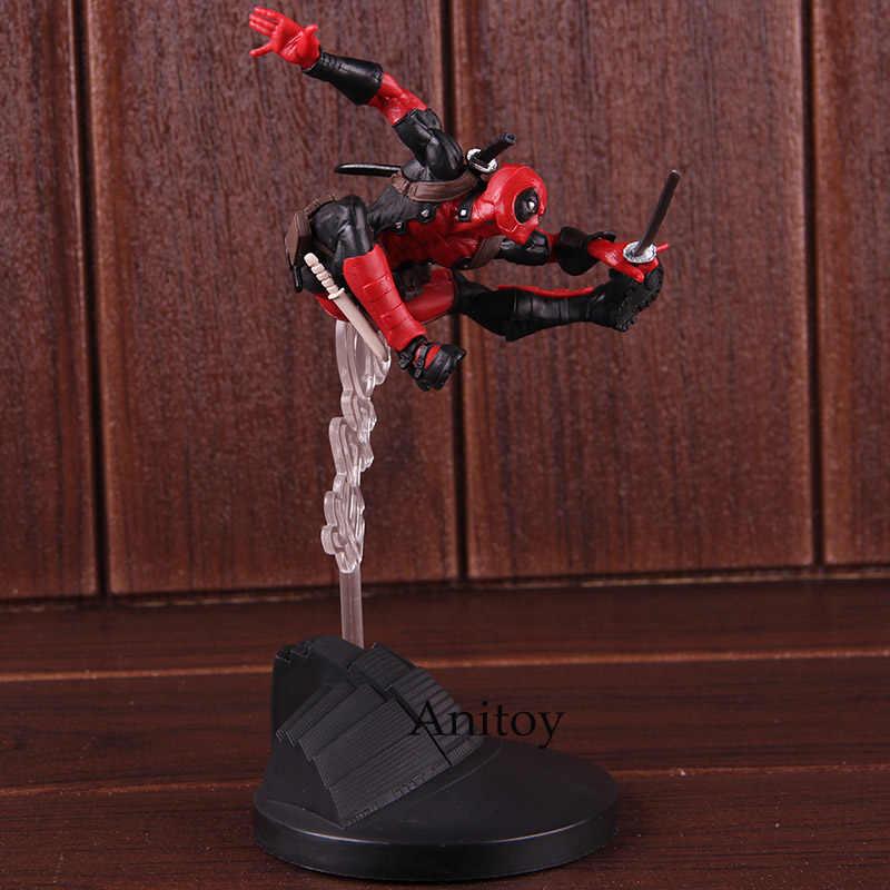Creator X Creator фигурка Marvel Дэдпул специальное издание ПВХ Коллекционная модель игрушки