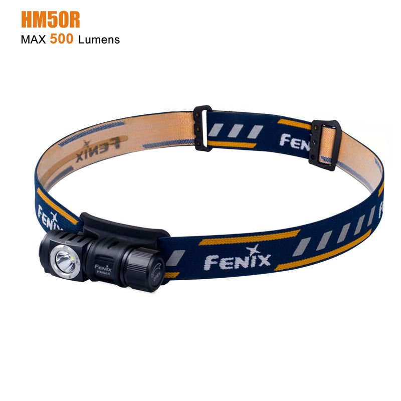 2017 New arrival Fenix HM50R XM-L2 U2 500 lumens headlight
