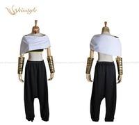 Kisstyle Fashion Magi: The Labyrinth of Magic Judar Uniform Cosplay Clothing Costume
