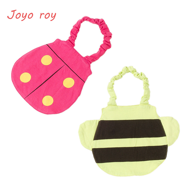 Cartoon Animal Shape Baby Bibs 3 Layers Creative Cotton Bibs For 0-3 Yeas Old Baby Infant Toddler Kids Clothing Necessaries