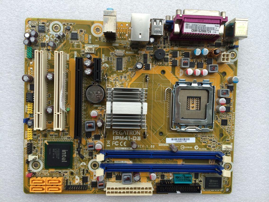 IPM41-D3 G41 DDR3 control board