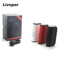 Original Livepor 160 Box Mod 510 Yosta Electronic Cigarettes 160W Vape VW/TC With Dry Coil Protection OLED Screen TC Vapor Vape