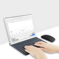Bluetooth Keyboard For Samsung galaxy Note GT N8000 N8010 10.1 Tablet PC Wireless keyboard for Tab A 9.7 SM-T550 T555 P550 Case