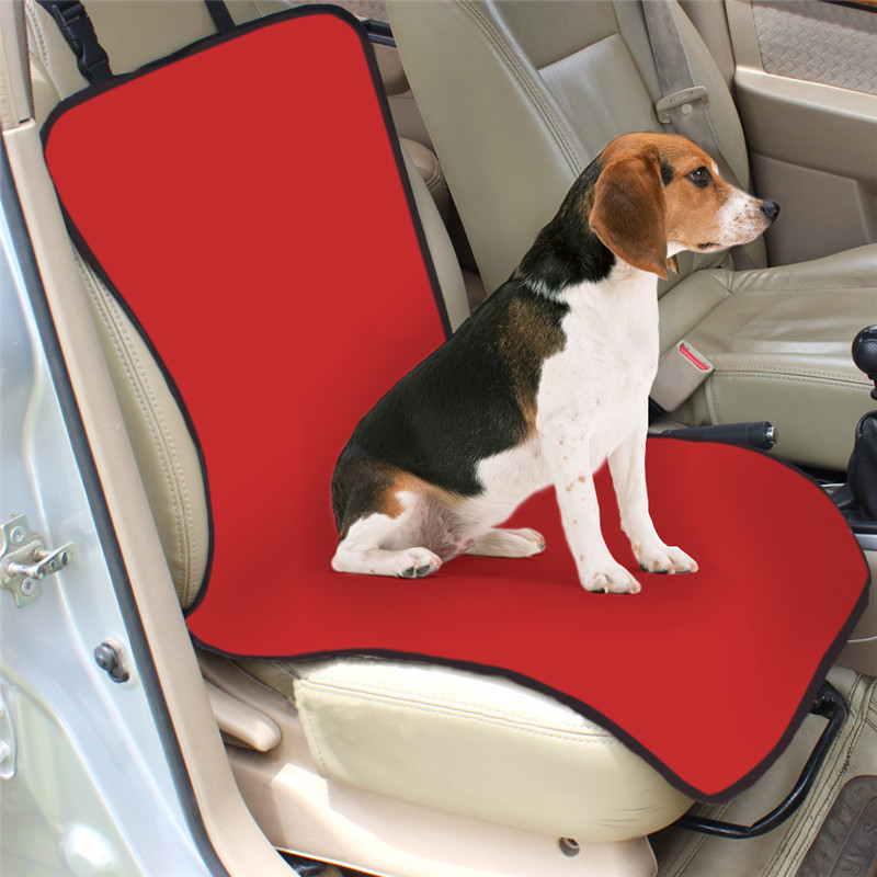 waterproof pet dog cat car carriers front seat cover mat oxford fabric car seat protection. Black Bedroom Furniture Sets. Home Design Ideas