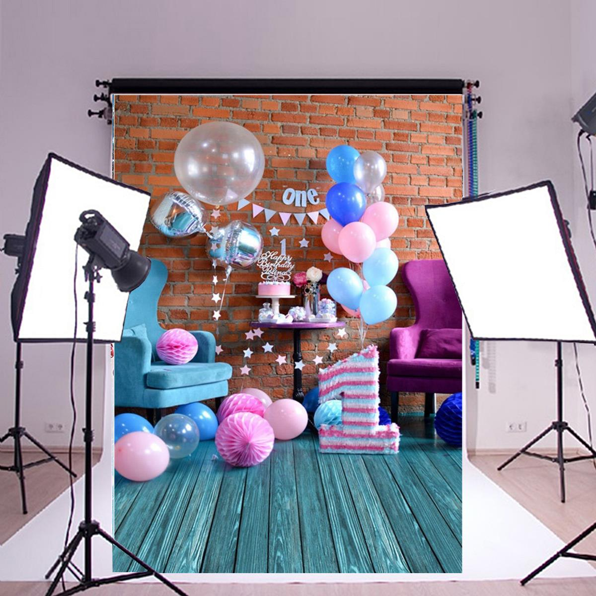 Buy sweet birthday photography background for Background decoration for birthday party