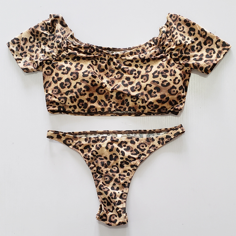 Lycra Beach Ванна Bikini Әйелдер Swimwear 2019 - Спорттық киім мен керек-жарақтар - фото 4