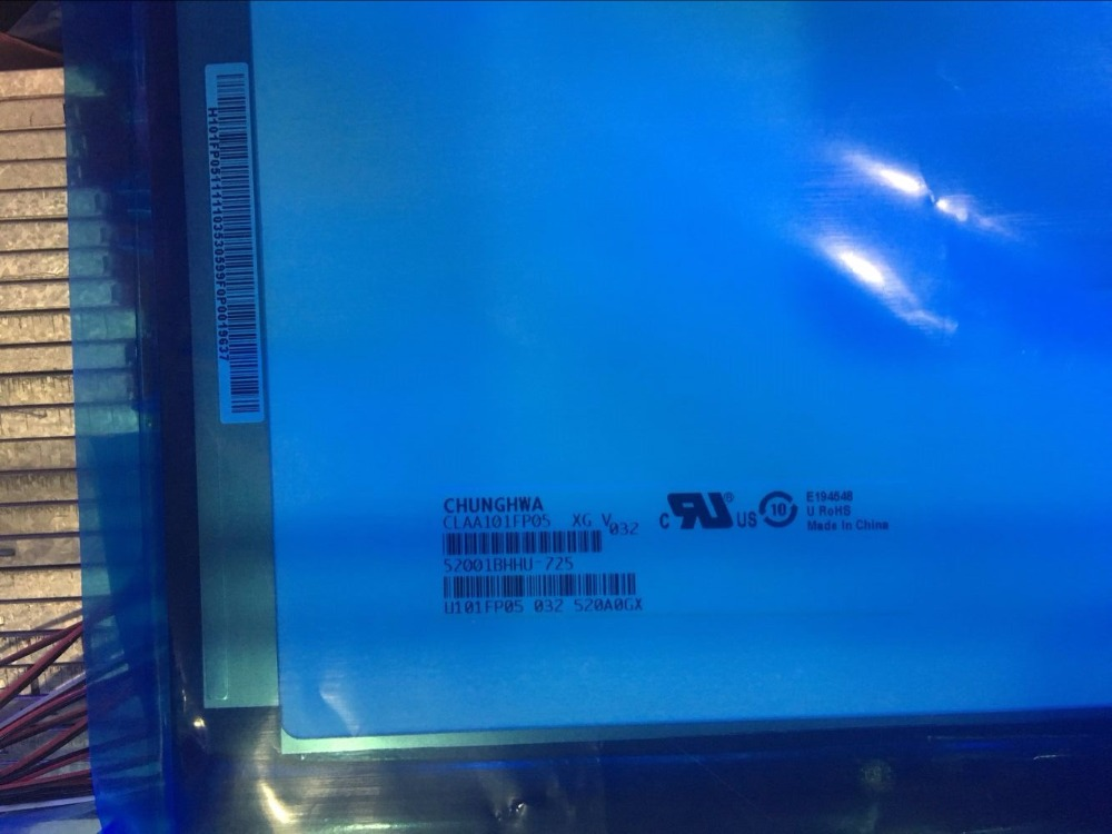 New 10.1 -inch tablet LCD screen CLAA101FP05 XG free shipping free shipping original 9 inch lcd screen cable numbers kr090lb3s 1030300647 40pin