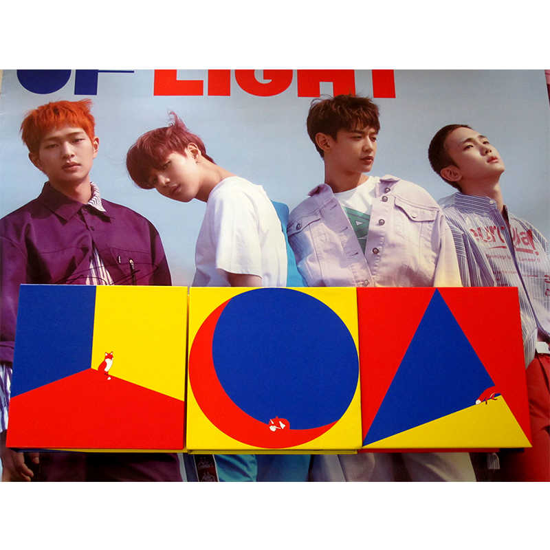 Detail Feedback Questions about KPOP Shinee 6th Album The Story of