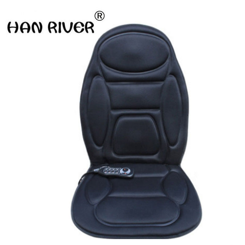 2018 hot sales Car seat cushion electric massage chair body massager electric vibration cushion health care massage cushion tapping massage cushion 3d new massager whole body massage chair mat for sale