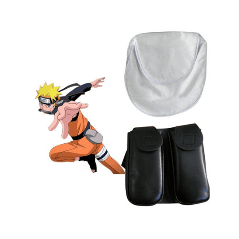NARUTO Uzumaki Naruto Kunai Shuriken Weapons Hand Sword packet Csoplay Props Accessories Leggings Package