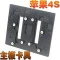 Teléfono Reparación de la placa base placa de Circuito PCB fixture Mantenimiento plataforma para iphone 4S 100% NUEVO