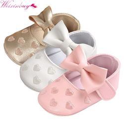 12 цветов Bebe бренд из искусственной кожи для маленьких мальчиков и девочек детские мокасины Moccs обувь бант бахрома мягкая подошва