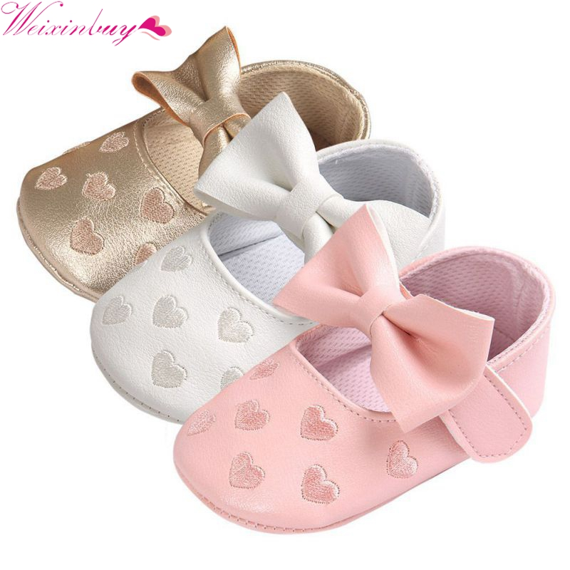 12 Colors Bebe Brand PU Leather Baby Boy Girl Baby Moccasins Moccs Shoes Bow Fringe Soft Soled Non-slip Footwear Crib Shoes