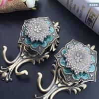 Классический европейский стиль наружной стены крюк diamond jade молния