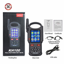 100% Original Lonsdor KH100 Remote Maker Key Programmer Update OnlineGenerate Chip/Simulate Chip/Identify Copy/Remote Frequency