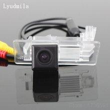 Людмила для Skoda Octavia 3 III A7 (тип 5E) MK3 2013 ~ 2017 Реверс назад парковочная камера/камера заднего вида HD CCD ночного видения
