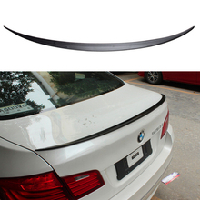 For BMW F10 Carbon Spoiler M5 Style 5 Series F10&F10 F90 Fiber Rear Trunk Wing 520i 535i 530i 525i 2010 - UP