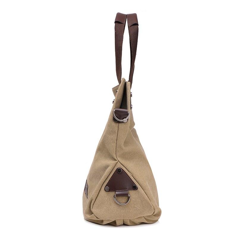 2018 New Fashion Women Bag Canvas Brand Handbags Messenger bags Female Shoulder Bags High Quality Ladies Crossbody Bags