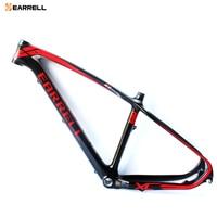 EARRELL Bicycle Frame Carbon Fiber Bicicletas Mountain Bike 26 27 5 29er Carbon Road Mtb Frame